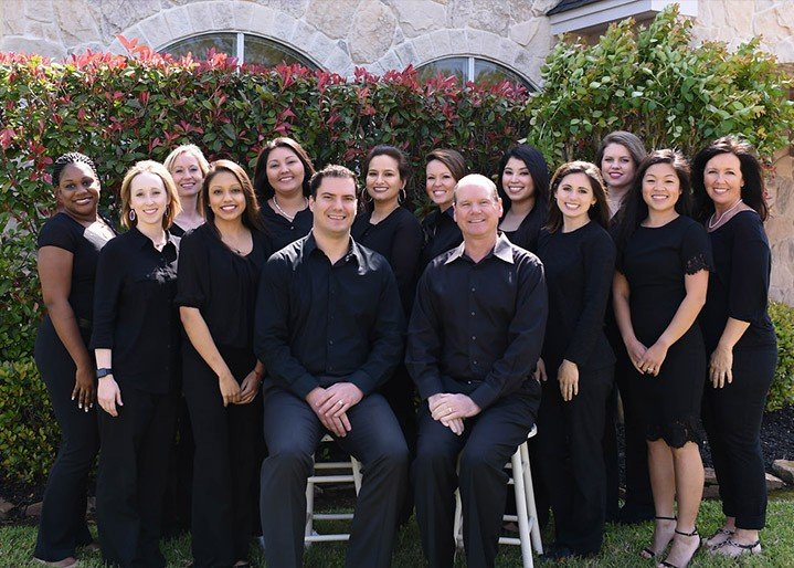 Aesthetic Family Dentistry team